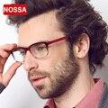 NOSSA Grande Estrela Estilo Estudante de Moda Armações de óculos de Miopia Óculos de Armação de Liga de Alumínio E Magnésio