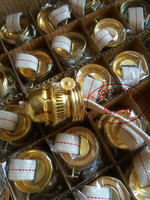 2017 heißer petroleumlampe Dichtung Pass schließen Dichtung eisenplatten Tyrant gold mit wick Kerosin lampe halter