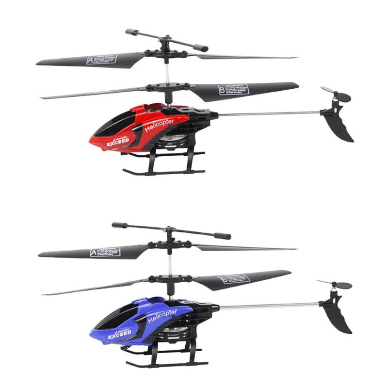 Professional RC Drone Quadcopter FQ777-610 Mini Helicopter 3.5CH 2.4GHz Toy RC Toys For Boy Kids Gift Blue Red RC Helicopter
