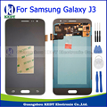 Black For Samsung Galaxy J3 J320 J320A J320F J320M J320P J320Y 2016 LCD Display Touch Screen with Digitizer Assembly + Tools