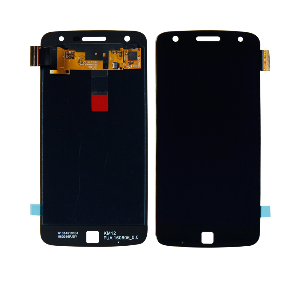 KUERT LCD For Motorola Moto Z Play <font><b>XT1635</b></font> LCD Display Screen Digitizer with Touch Panel Glass Sensor Assembly image