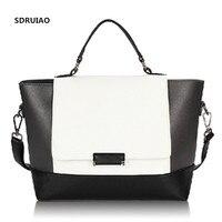 2017 New Simple Shoulder Bag Large Capacity Female Bag
