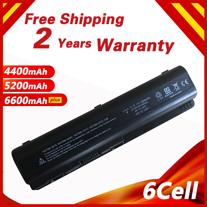 Battery for HP Compaq Presario CQ40 CQ41 CQ45 CQ50 CQ60 CQ61 CQ71 For HP G60 G61 G71 Pavilion DV4 DV4-1000 DV5 DV6 KS526AABattery for HP Compaq Presario CQ40 CQ41 CQ45 CQ50 CQ60 CQ61 CQ71 For HP G60 G61 G71 Pavilion DV4 DV4-1000 DV5 DV6 KS526AA