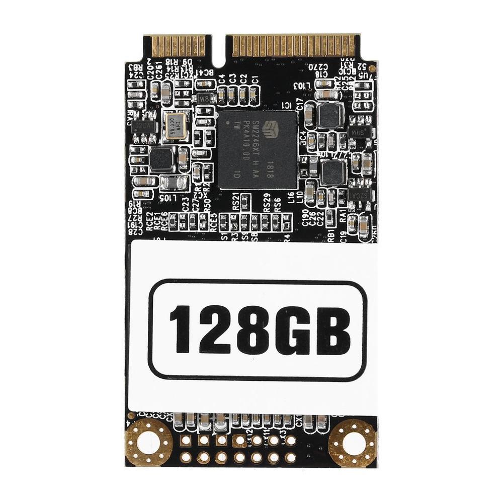 MSATA SSD 128GB/256GB SSD Solid State Drive SATA3 Interface Desktop Notebook Universal
