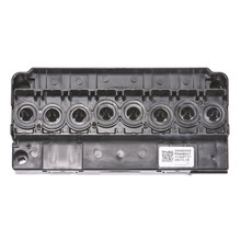 for Epson DX5 F187000 F158000 F160010 Water Printhead Pirnt head Manifold / Adapter/ Cover For 9800 4800 4880 7800 printer