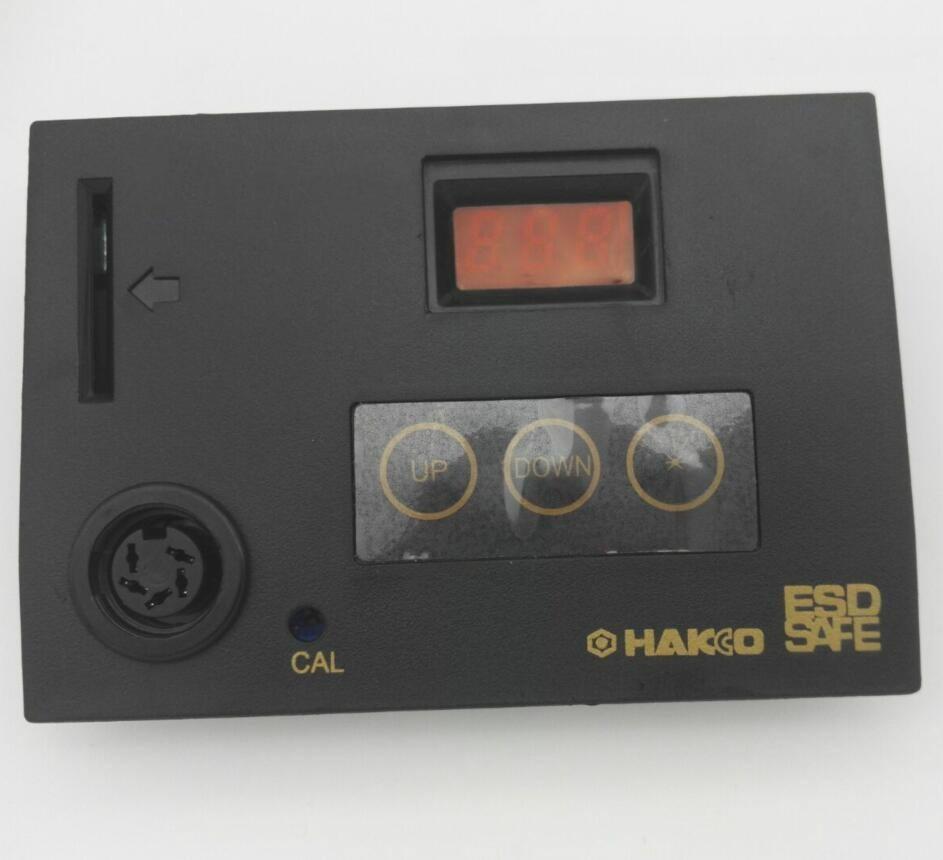 for hakko 937 soldering iron station controller 937d panel. Black Bedroom Furniture Sets. Home Design Ideas