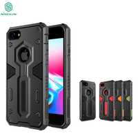 For Apple Iphone 8 Case Cover Luxury Nillkin Defender 2Gen Tough Slim Cover For Iphone 8