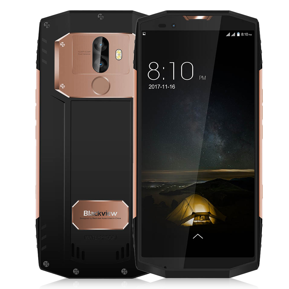 Blackview BV9000 4G Phablet 5 7 inch Android 7 1 MTK6757CD Octa Core 2 6GHz 4GB