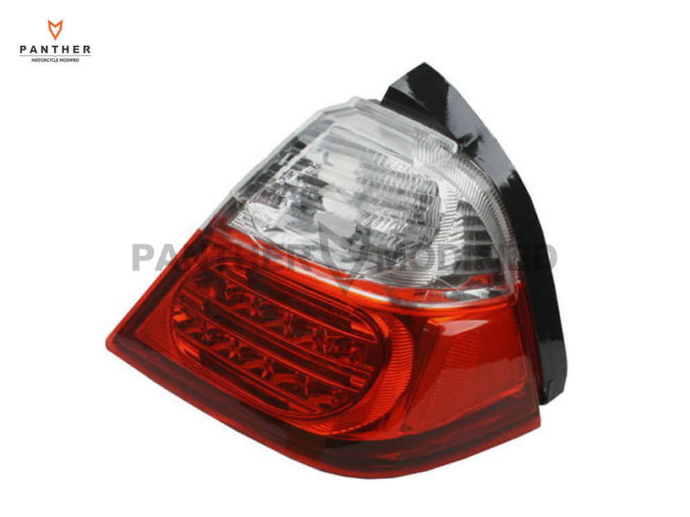 1 Pair Motorcycle Tail Light Brake Turn Signals With LED Moto Brake Lights case for Honda Goldwing GL1800 2006-2009 2010 2011