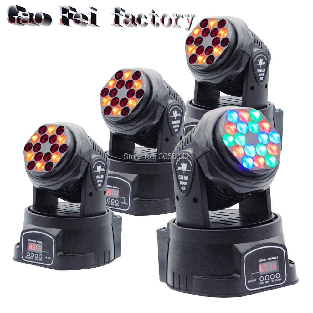 4pcs/lot  professional colorful LED Moving Head Mini  beam 18x3w stage light for DJ4pcs/lot  professional colorful LED Moving Head Mini  beam 18x3w stage light for DJ
