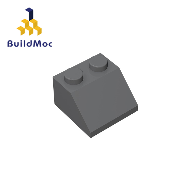 BuildMOC Slope 45 2x2 Technic Changeover Catch For Building Blocks Parts DIY  Educational Tech Parts Toys