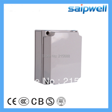 waterproof box plastic ABS switch box  IP66 junction box electronic box 125*175*100mm DS-AG-1217-1
