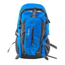40L открытый альпинизм сумки водоотталкивающая нейлоновая сумка на плечо для мужчин и женщин Путешествия Туризм Кемпинг рюкзак