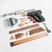 dent puller kit car body repair tools spot welding electrodes spotter welder gun removing straightenging dents remover device