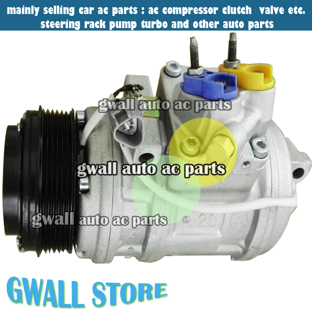 AIR CONDITIONING COMPRESSOR FOR CAR TOYOTA LAND CRUISER 1995 2007 88320 50030 88320 50040 88320 50060 88320 50030 84 88320 60680 in Air conditioning Installation from Automobiles Motorcycles