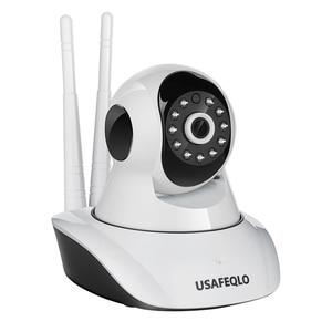 Image 2 - Mini caméra de Surveillance IP Wifi hd 1080P, dispositif de sécurité domestique sans fil, avec Vision nocturne, codec H.265, application ICSEE