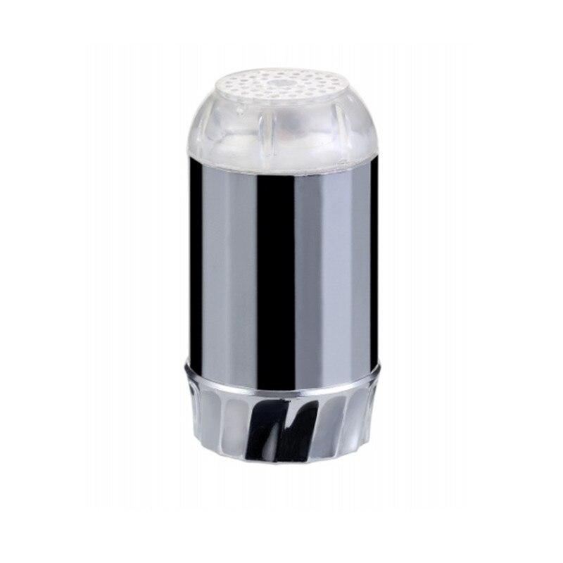 Один bluecolor светодиодные кран без батареи (аэратор для кран) с блистерная упаковка с адаптерами