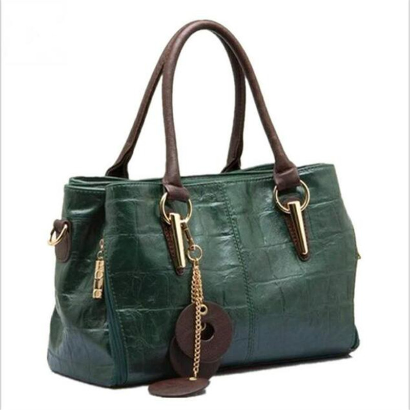 Compare Prices on Leather Green Handbags- Online Shopping/Buy Low ...