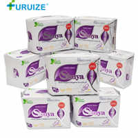 2-5Pack Shuya Sanitary Napkin Menstrual Pads Kill Bacteria Shuya Anion pad Beautiful Life swab tampon Sanitary Napkin daily use