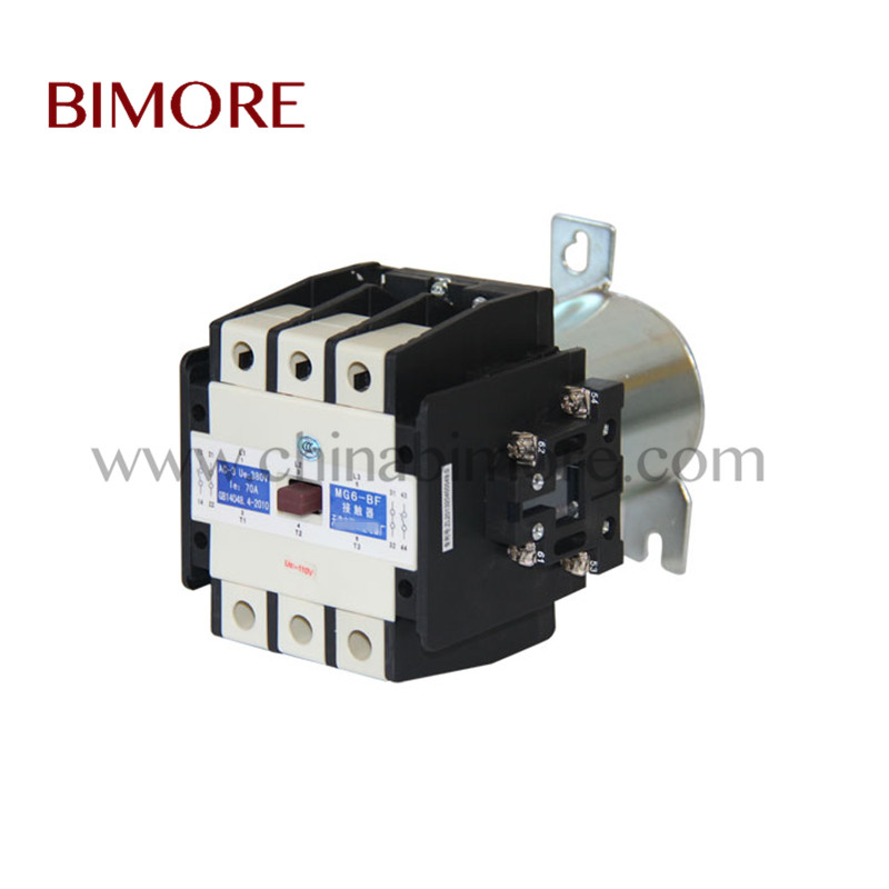 цена на MG6-BF Elevator Contactor for Permanent Magnetic Synchronous Traction Machine AC110V