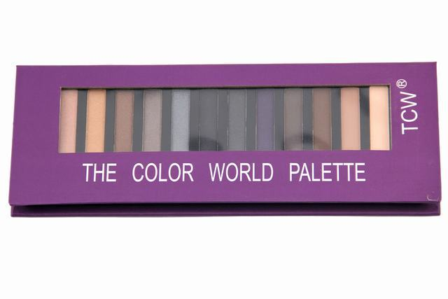 2018 Satin Hot Sale Paleti Glitter 12 Colornude Makeup Brand Eyeshadow Urban, Metal Matte Bronzer
