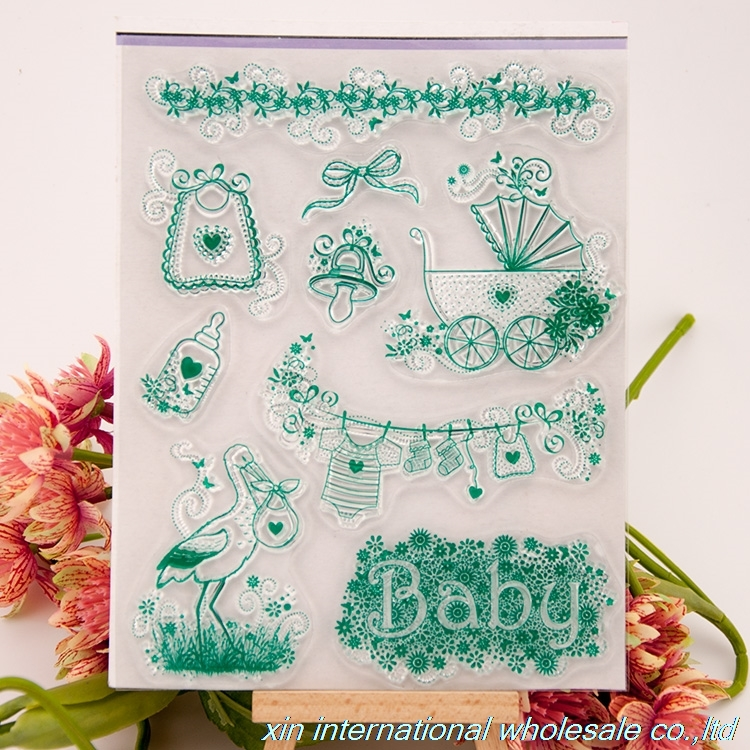 embossing folders encre scrapbooking ACRYLIC VINTAGE clear stamps FOR PHOTO SCRAPBOOKING stamp clear stamps for scrapbooking 57 bird big size scrapbook diy farm sellos carimbo acrylic clear stamps for photo timbri scrapbooking stamp