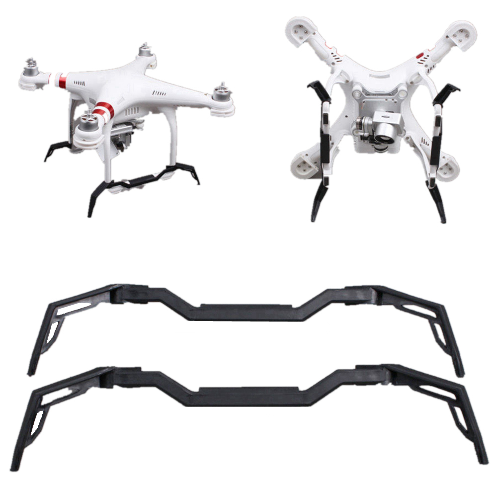 Phantom3 Drone Landing Gear Quick Release Landing Feet for DJI Phantom 3 Drones Increased Tripod Extended Leg Heighten Feet