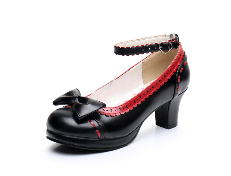 Japanese Sweet Princess Mary Jane Shoes for Girls