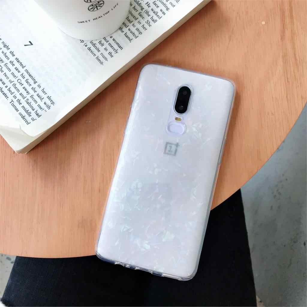 Marmo 2 in 1 Cassa Del Telefono di TPU Per OnePlus 6 6 t 5 t Sony Xperia XA XA2 Ultra LG g6 G7 Q6 V10 V20 V30 Meizu M3 M5 Nota M5S M5C M6T