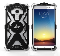 Original Simon Cases For Redmi Note3 THOR IRONMAN Shockproof Metal Back Cover Aluminium Anti Knock Case