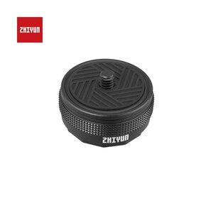 Image 3 - Оригинальный ZHIYUN набор для быстрой установки для ZHIYUN стабилизатора Weebill Lab/кран 2/кран с 1/4 дюймовым винтом