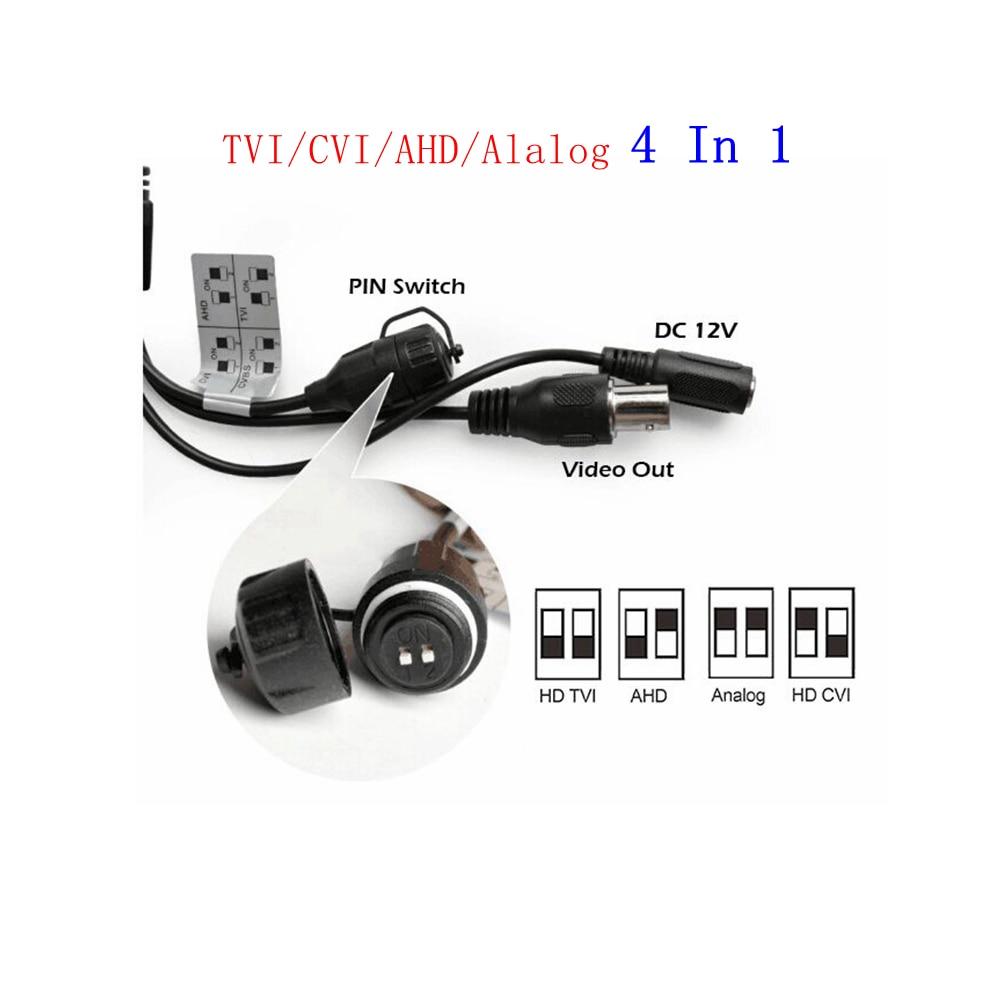 cheapest MOVOLS 1080P CCTV Camera 2MP HD Indoor Outdoor Waterproof Analog Sony Sensor Bullet IR AHD   TVI   CVI CVBS Surveillance Camera