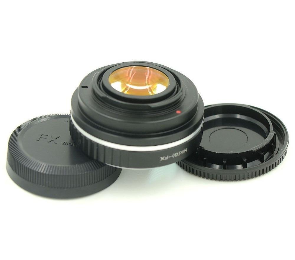 Kipon Ef Fx Af Auto Focus Adapter For Canon Eos Lens To Fuji Nikon G Fujifilm Gfx Camera Focal Reducer Speed Booster Turbo F Mount Dslr