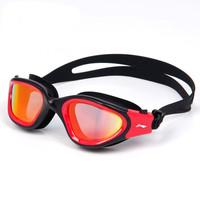 Adults Swimming Glasses 2018 New Anti fog Sports Swim Goggles Anti UV Glass Men's Women's Scratch proof Lens Adjustable Eyewear