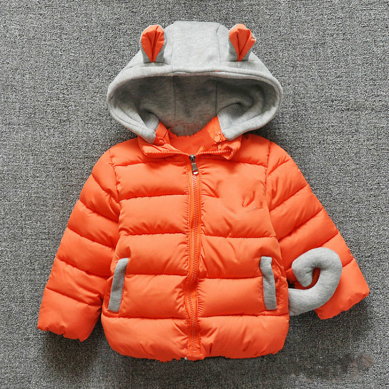 Baby Boy Clothes Christmas  Jackets Kid Girls Winter Coat Cotton Baby Boy Down Jacket for Boys Boby Girl Clothes casual 2016 winter jacket for boys warm jackets coats outerwears thick hooded down cotton jackets for children boy winter parkas