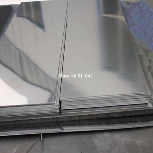 99.95% Pure Molybdenum Mo Metal Sheet ASTM B386 Molybdenum Plate polished surface Mo Foil 4mm*300mm*1000mm, free shipping цены