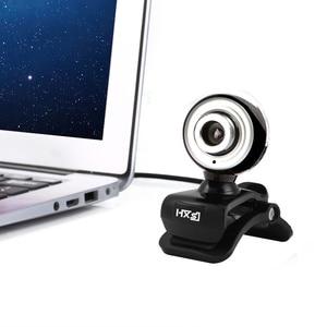 Image 2 - HXSJ 480P mode HD Webcam Pixels USB2.0 ordinateur caméra Web A848 Microphone intégré pour PC portable caméscope