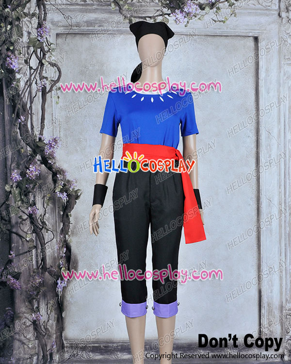 One Piece Cosplay Nami Costume H008