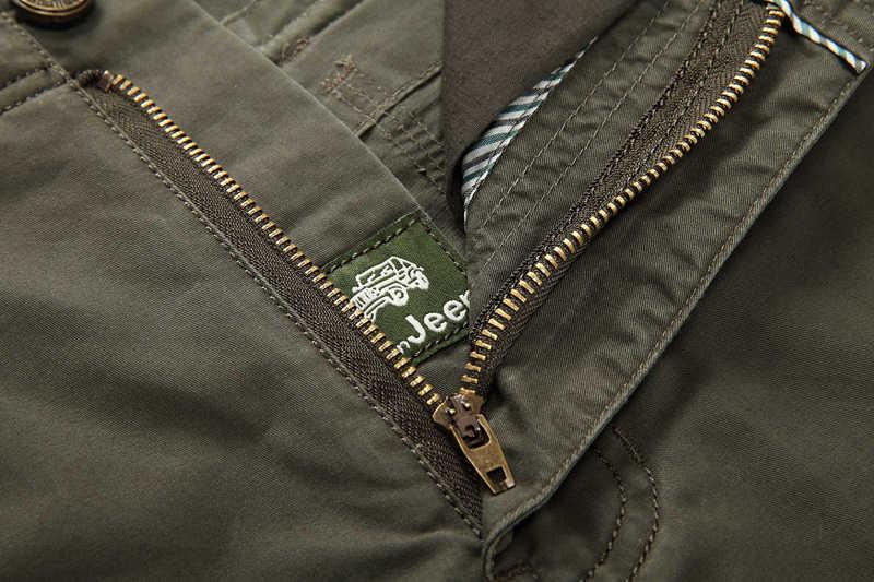 캐주얼 짧은 남자 군사 느슨한 코튼 브랜드 남자 카고 반바지 버뮤다 사무 작업 패션화물 멀티 포켓 플러스 사이즈 42