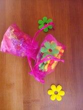 1000 unids multi organza bolsas de regalo 15×20 cm bolsos de fiesta para las mujeres evento casarse bolso de lazo de exhibición de la joyería bolsa del bolso diy accesorios