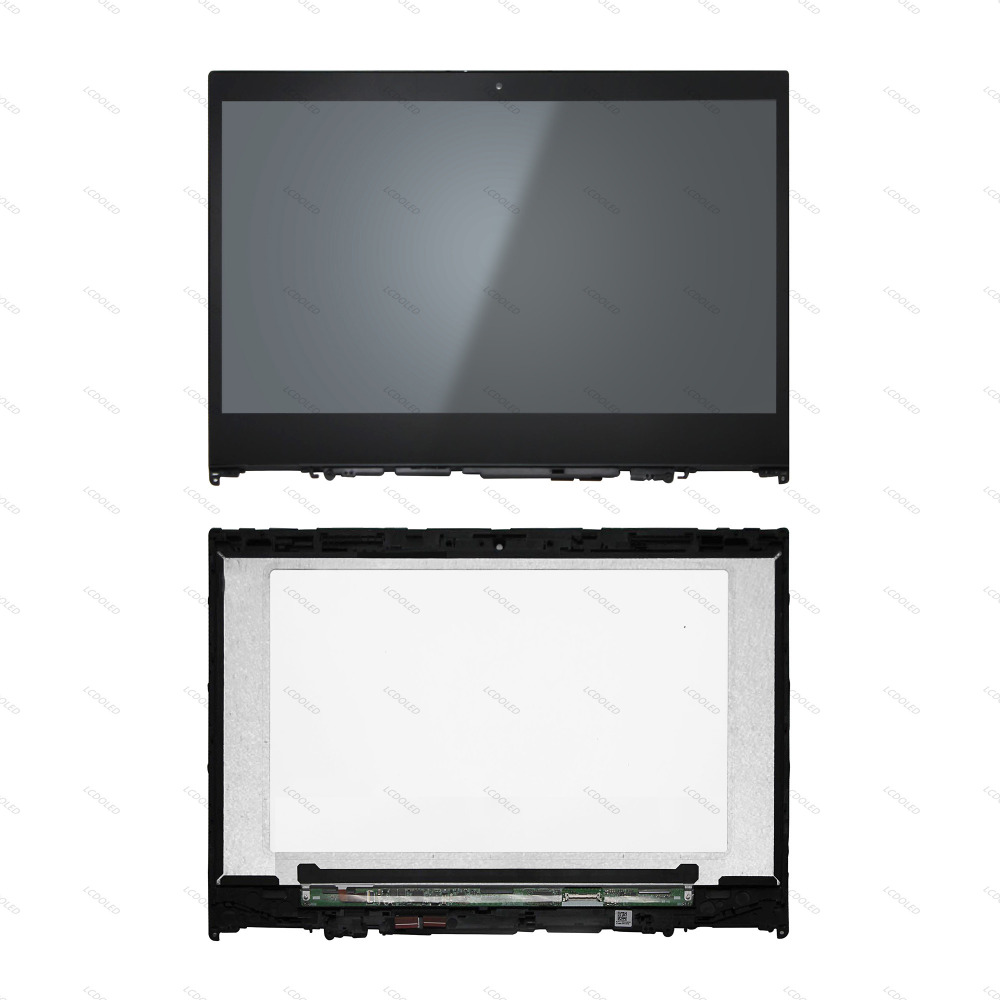 14 LCD Display Screen Touch Glass Digitizer Panel Assembly Replacement IPS NV140FHM N49 Laptop For Lenovo