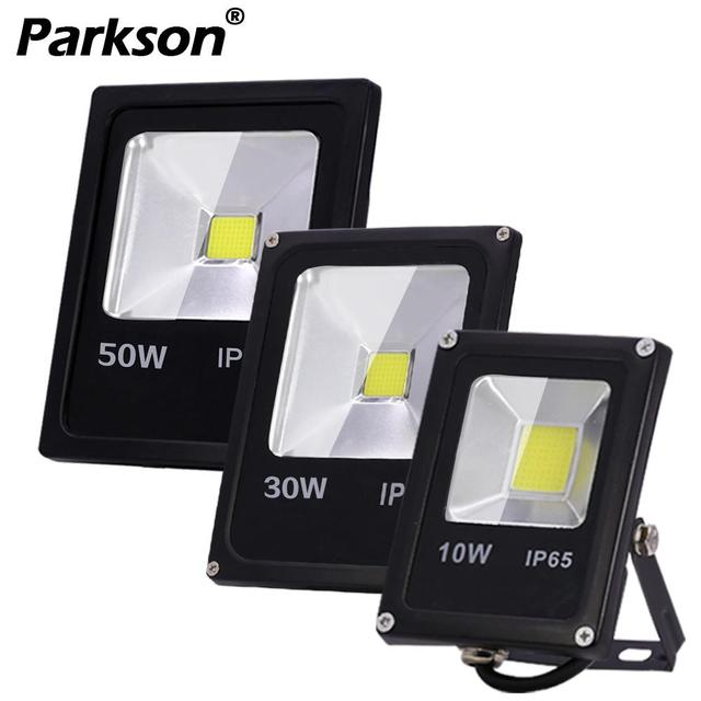Led Flood Light 50w 30w 10w Outdoor Lighting Foco Led Exterior