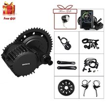 Bafang 48V 1000W 68MM BBS03 BBSHD Mid Drive Motor Electric Bike Conversion Kit for DIY E bike Engine Kit DPC18 850C 500C C965(China)