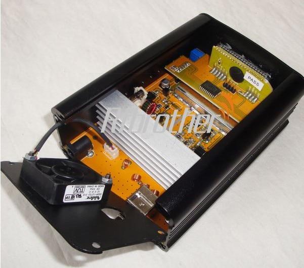 Дешевые 10 пк 5w 76-108mhz pll fm стерео передатчик горячие серебра