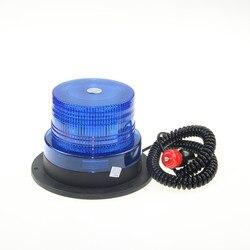Автомобильное магнитное крепление для автомобиля 12/24V светодиодный полиции мигающий предупреждающий свет мигает освещение автомобиля све...