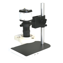 8X-130X Continue zoom C-Mount lens 3 in1 Digital Microscope