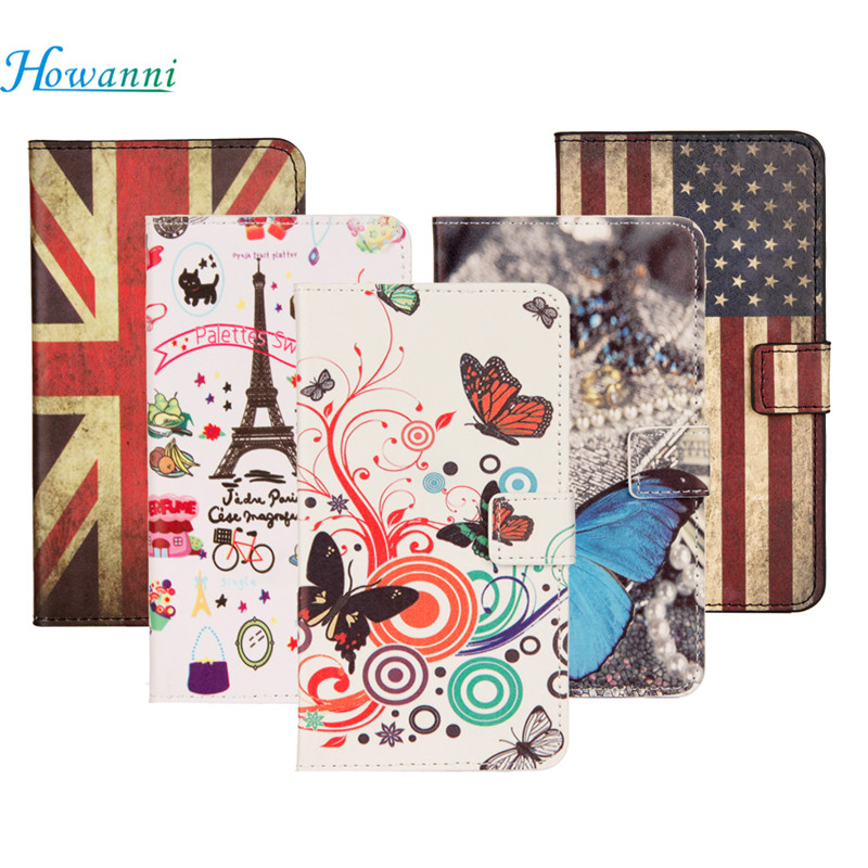 Colorful Leather Phone Case For Asus Zenfone 4 Max Pro ZC554KL Case Flip 5.5 Inch Stand Wallet Cover For Asus ZC554KL Case Capa