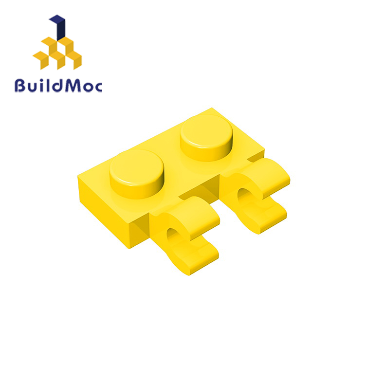 BuildMOC 60470 1x2 For Building Blocks Parts DIY LOGO Educational Creative Gift Toys