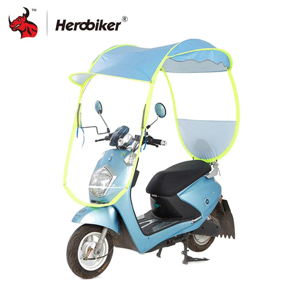 Двигатель велосипед дождь Двигатель Цикл крышка для Для женщин Водонепроницаемый Двигатель Зонт снег щит УФ защиты от снега Чехлы для манг...