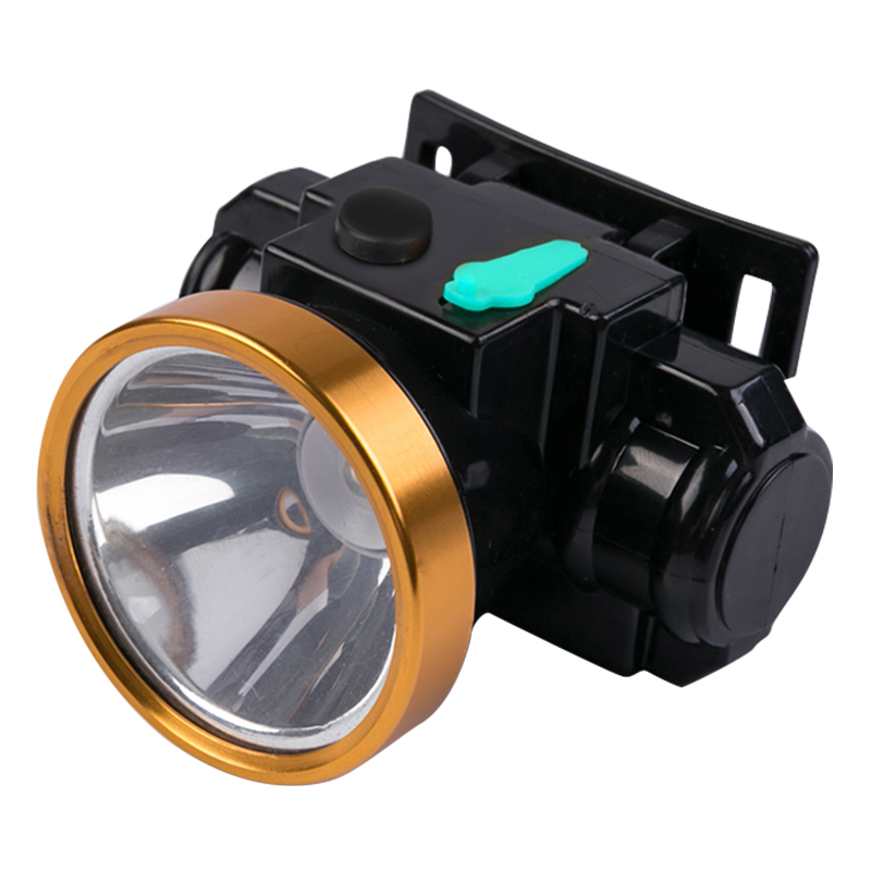 LED torch hunting headlights 18650 built in charger battery head mini lamps riding bike helmet fishing lights